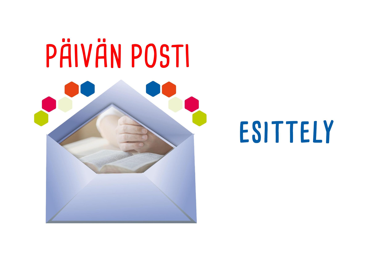 Päivän posti - esittely